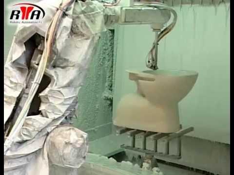 Caroma Toilet Spraying - Part 1