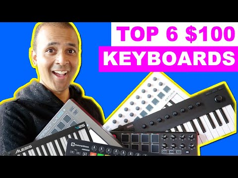 Best MIDI Keyboards for $100 in 2019