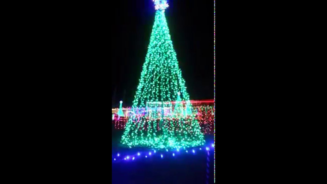 Christmas in Color - Kearns, Utah - YouTube