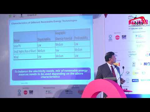 G Raghuma Reddy, Chairman & Managing Director, Telangana State Southern Power Distribution Company