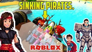 Roblox: POCKET PIRATE!