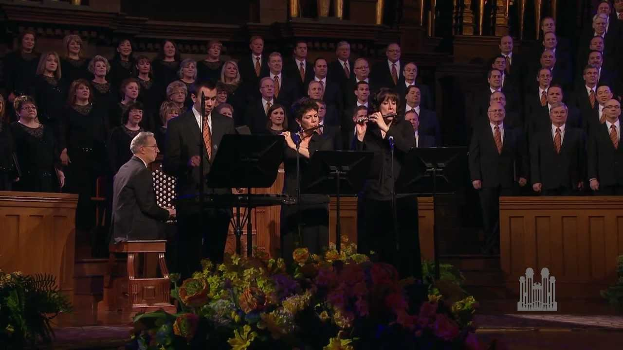 Tis a gift to be simple mormon tabernacle choir christmas