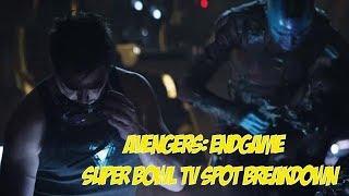 Ada Apa Dengan Capt? Avengers: Endgame Super Bowl TV Spot Breakdown