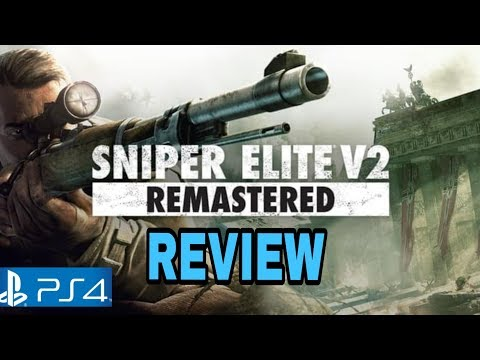 Sniper Elite V2 Remastered - Review