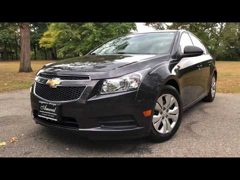 USED 2014 CHEVROLET CRUZE FOR SLAE IN LYNDHURST, NJ @ AMARAL AUTO SALES