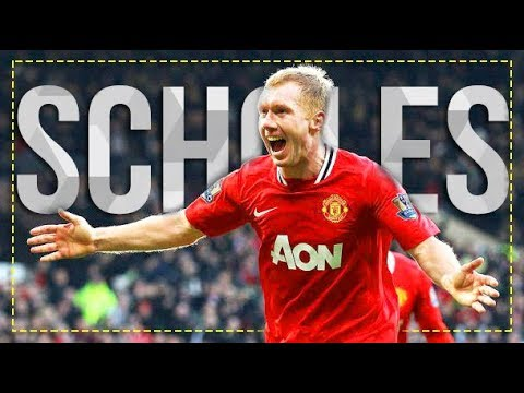 Download Paul Scholes - Master of Passes and Amazing Goals - Manchester United | HD 1080p