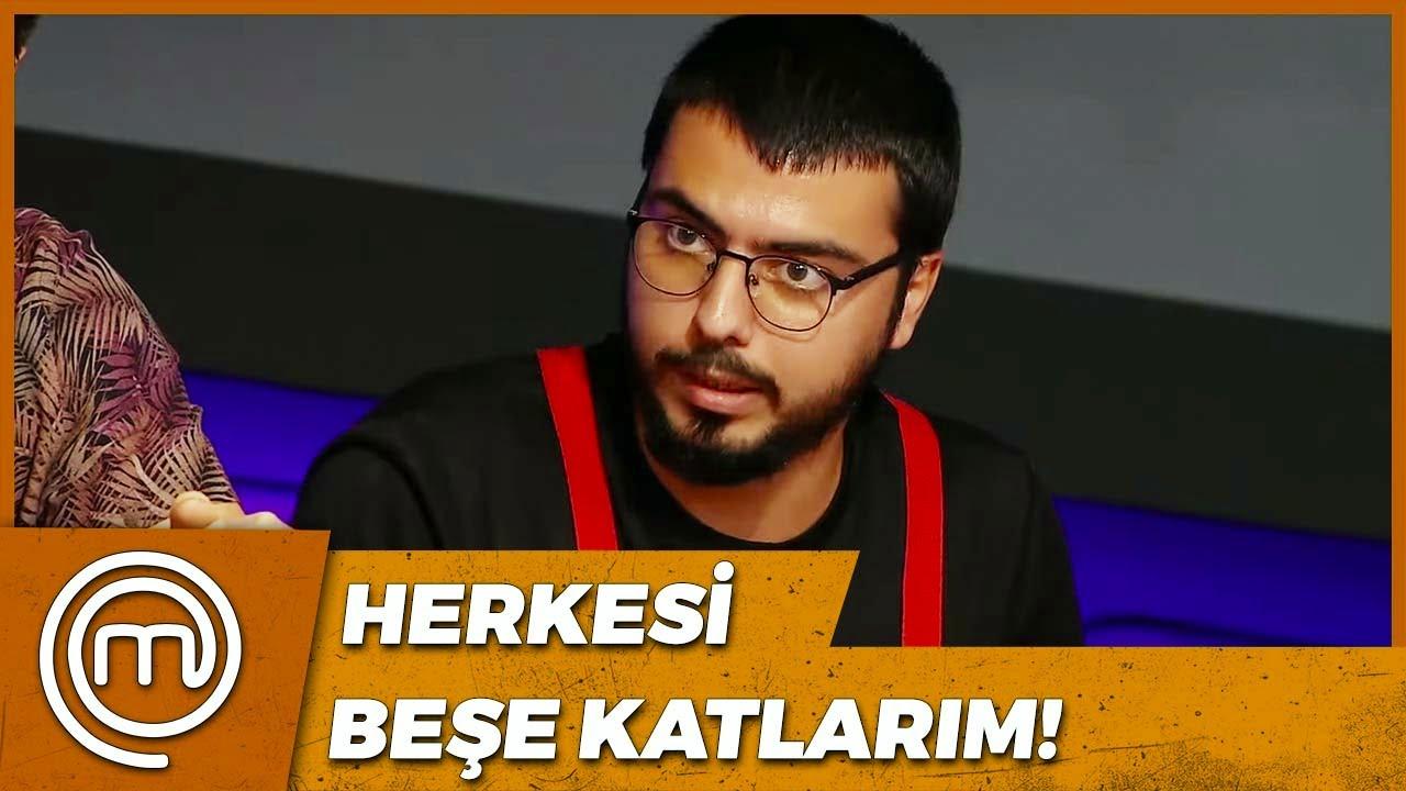 SERHAT İSYAN ETTİ!   MasterChef Türkiye 79.Bölüm