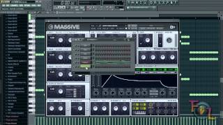 FL Studio & Massive: How to Produce The Veldt Lead Synth (WITH CHORDS and Automation!!)