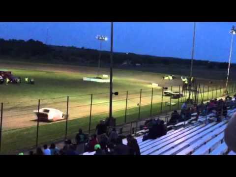 Roy Capps Sport Mod Heat  Part 2 4-16-16 85 Speedway