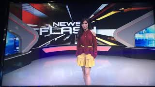 """Download Video My talent, Grace Blessing, as Host """"Sport 7 Malam"""" (Trans 7) MP3 3GP MP4"""