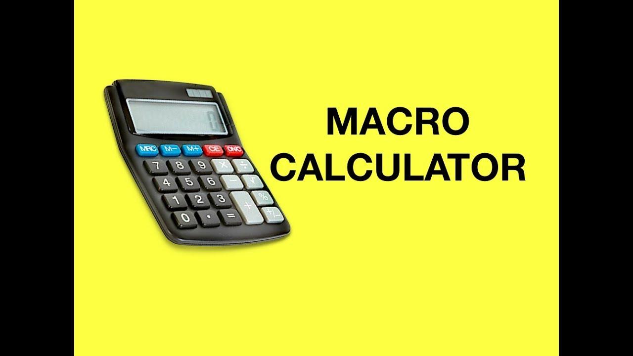 kinobody calorie calculator and diet plan