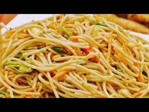 Hakka Noodles Recipe   Noodles Recipe in Tamil   Mixed Veg Noodles   Egg Noodles   Egg Hakka Noodle