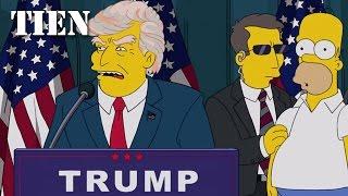 10 Grappen van The Simpsons die zijn uitgekomen - TIEN