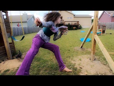 Autism  Scripting and Swinging  A Vestibular Seeking Afternoon