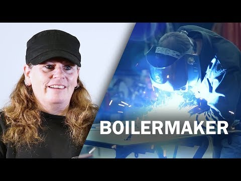 Job Talks - Boilermaker - Heidi Explains The Different Places Boilermakers Work