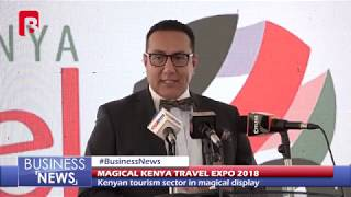 MAGICAL TRAVEL KENYA EXPO 2018 BUSINESS NEWS 3rd OCTOBER 2018