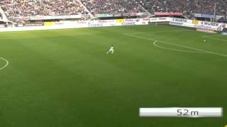 Video Gol Pertandingan Paderborn vs Hannover 96
