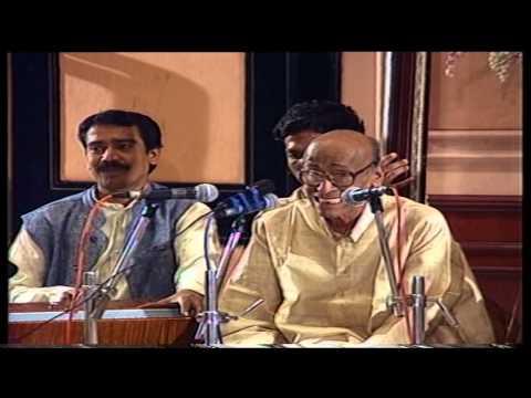 Pt. Mallikarjun Mansur Live - Last concert in Delhi