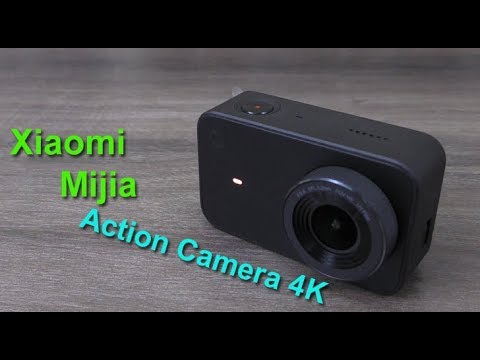 Xiaomi Mijia Action Camera Mini 4K review in Hindi - approx Rs  6,000