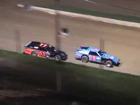 A LOOK BACK:  Wythe Raceway Crate Modifieds Oct  24, 2009