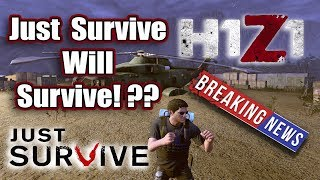 Just Survive WILL Survive | Breaking News from Daybreak | Jace Hall