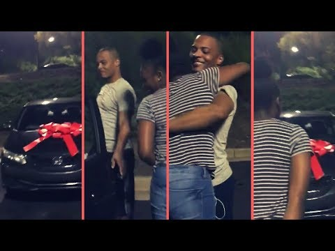 """T.I. Buys A Brand New Car For His Long Time Late Friend Philant """"Big Phil"""" Johnson Daughter"""