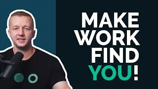 Today's question: are you struggling to find work? if so, going take my advice in the video? -- today, there will be no code or design. instead, i...