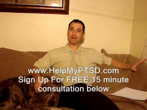 PTSD help, depression and anxiety issues