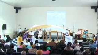 "BBC Liturgical Dance Ministry  ""Take Me To The King"""