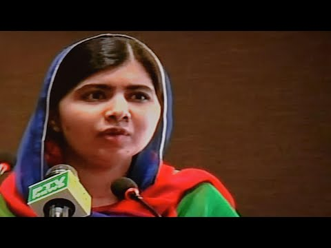 Malala Yousafzai: 'It is necessary to educate girls and empower women' in Pakistan