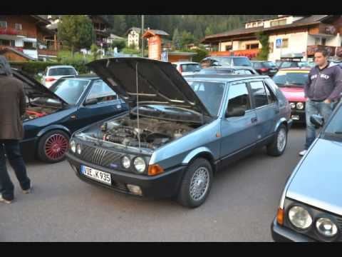 Fiat Ritmo World Meeting 2013