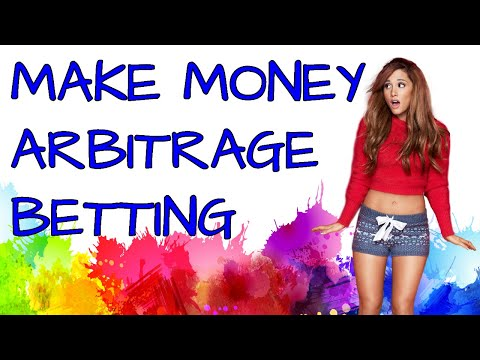 Can you make money arbitrage betting?