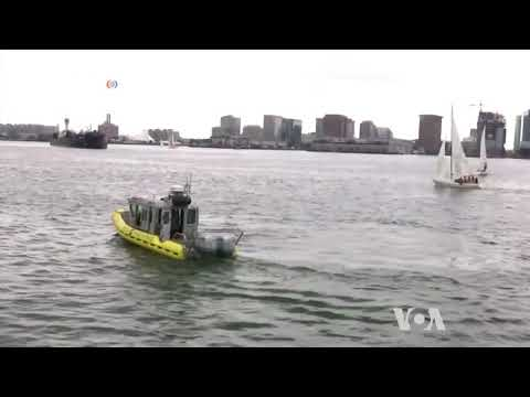 Self-driving Boats Could Launch Before Self-driving Cars