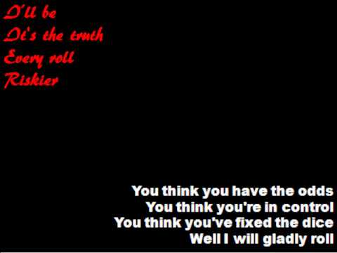 Devil take the Hindmost w/lyrics