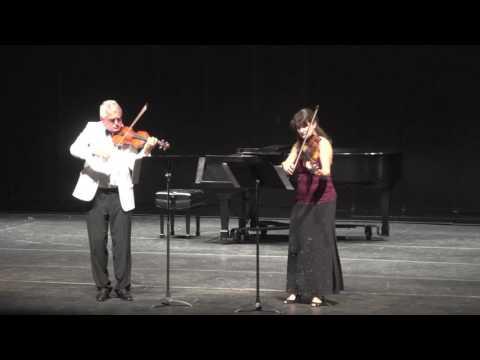 String Duo No.2 in B-Flat Major for Violin and Viola, K.424 Adagio