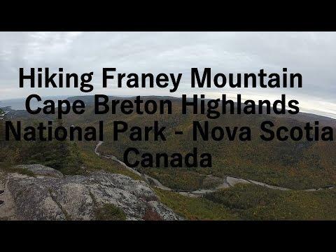 Hiking Franey Mountain | Cape Breton Highlands National Park | 2017 | Nova Scotia | Canada