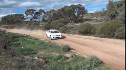 SS5 - Scrubby Hills 2 - Car 555 - Zane Admiral & Matthew Heywood at the 2016 Walky 100
