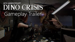 Dino Crisis Fan Made Proyect 2019 Gameplay Trailer