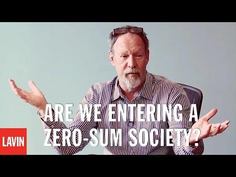 Allan Gregg: Are We Entering A Zero-Sum Society?