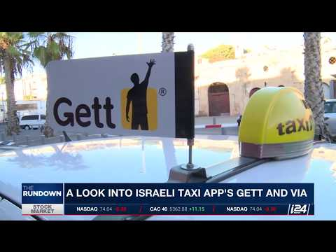 A look into the world of taxi apps