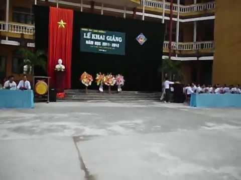 XTB-Van nghe 1 khai giang nam hoc 2011-2012