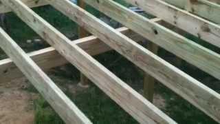 Party Deck Build