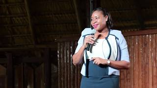 Service through Excellence and Diligence | Lisa Mae Agard | TEDxLamahaSt