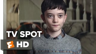 A Monster Calls Extended TV SPOT - Face Your Fears (2016) - Felicity Jones Movie