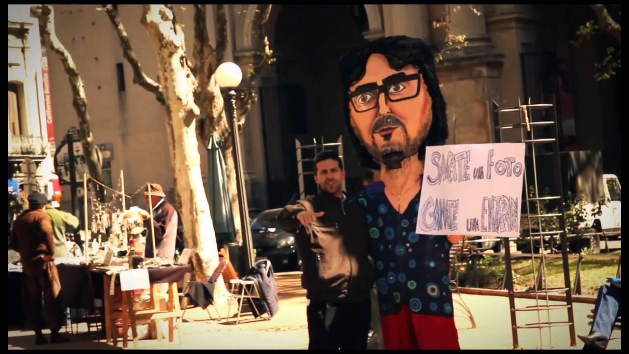 Cuarteto vs Cuartetitos: Tavella en la Plaza Matriz