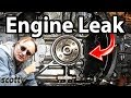 How to Stop a Engine Oil Leak in Your Car (Oil Pump Seal)