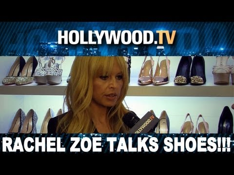 Exclusive interview with celebrity stylist Rachel Zoe - Hollywood.TV