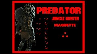 Jungle Hunter | Predator Maquette Unboxing | Exclusive | Sideshow Collectibles | Guru Reviews