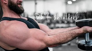 Dumbbell Shoulder Exercises (YOU NEED TO BE DOING!!)