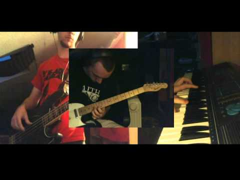 Faith No More - Stripsearch Bass, Keys and Guitar Cover